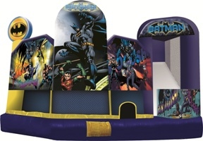 Batman Combo Moonbounce rental