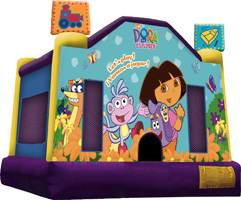 Dora the Explorer Jumper Moonbounce rental