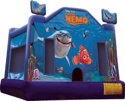 Finding Nemo Jumper Moonbounce rental